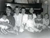 Tom North and his siblings
