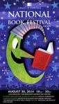Official poster of the 2014 National Book Festival